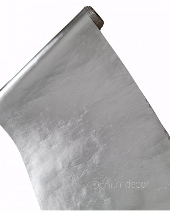 Bőr hatású asztalközép-dekoranyag 2m.