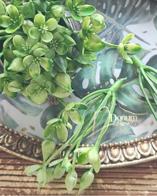 Kiegészítő virágköteg / Zöld