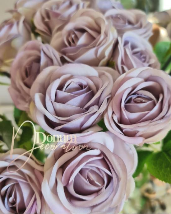 Minőségi rózsaszál / Fakó antiklila