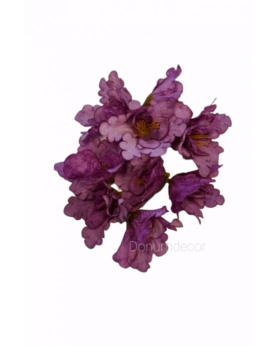 10 db.os virágfej szett
