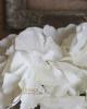 Nagyméretű hortenziaköteg / Fehér